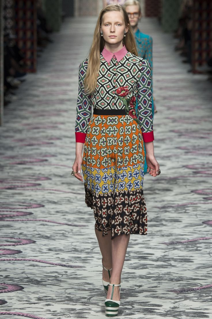 Gucci Spring 2016 Ready-to-Wear Collection Photos - Vogue#3