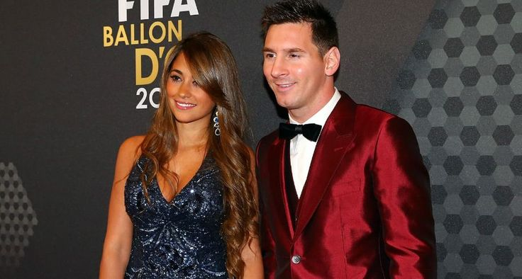 Not-so-shy Messi tying the knot with childhood sweetheart