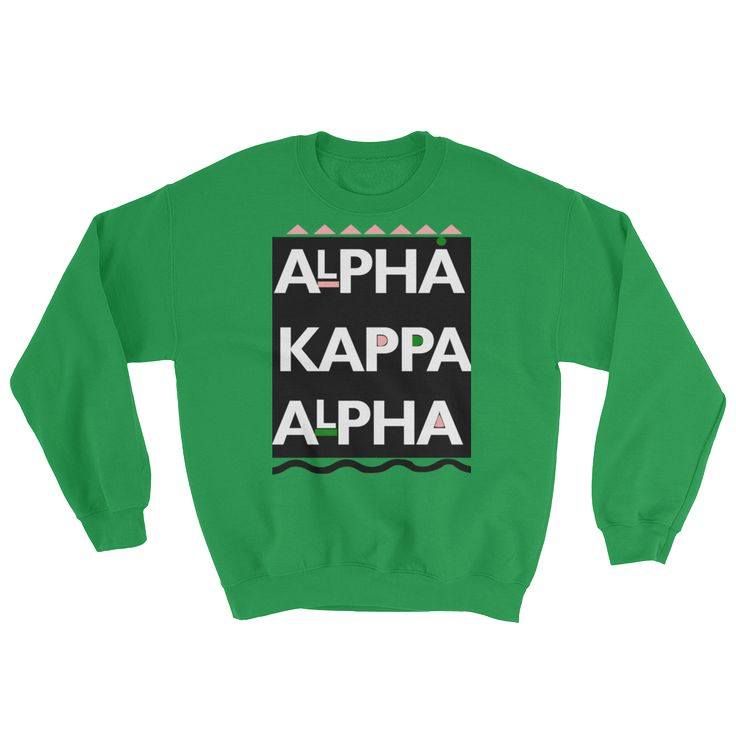 Martin Inspired Alpha Kappa Alpha Sorority Incorporated UNISEX Sweatshirt