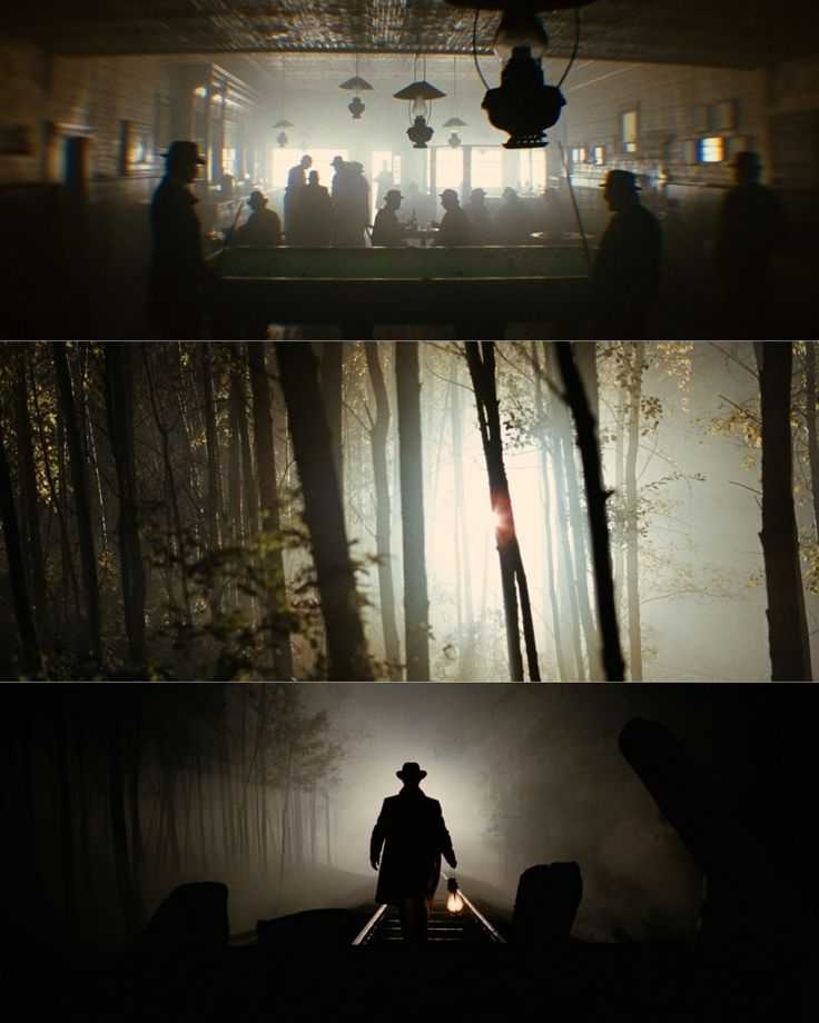 Stunning filmmakers and amazing cinematographers. Just the best.