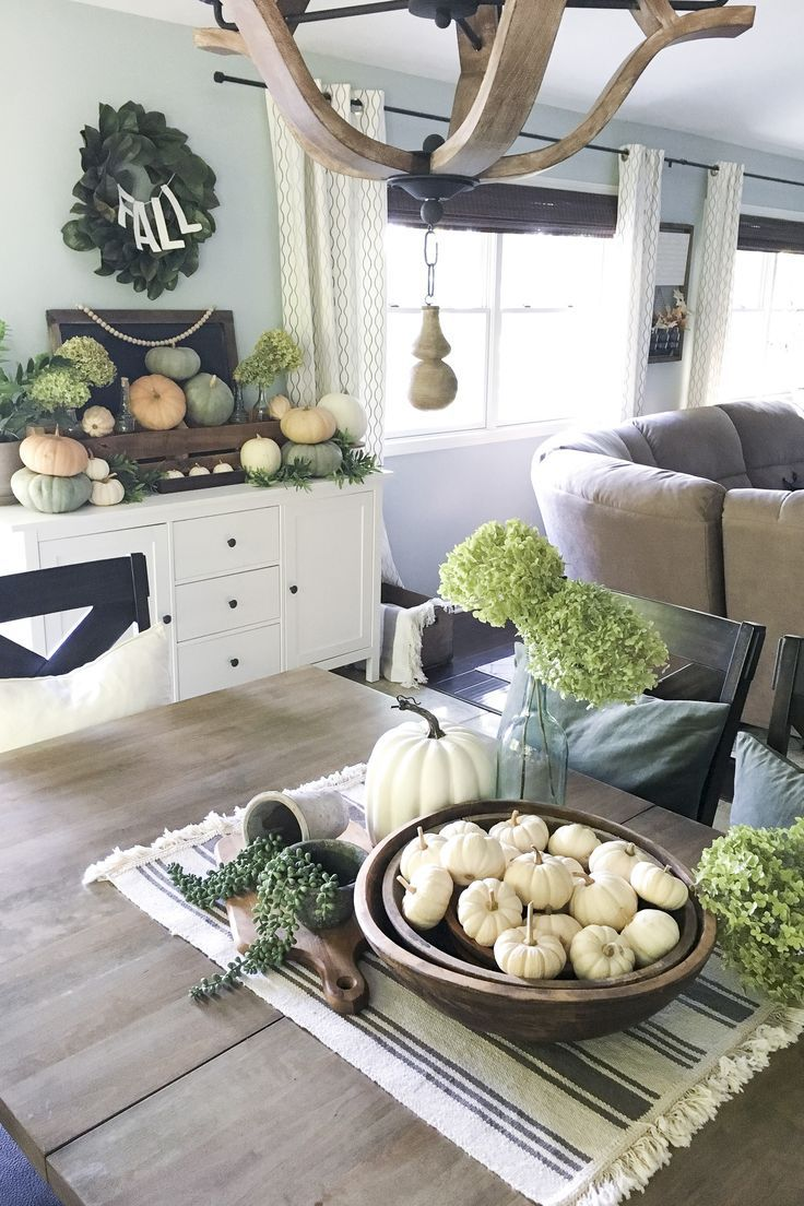 1966 best Decorating for fall images on Pinterest | Fall mantels ...