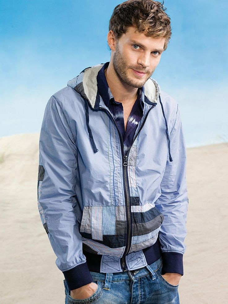 Quite the busy man this season, Jamie Dornan fronts the latest campaign and lookbook from Desigual. Staged on a sandy setup, Jamie dons a colorful mash-up of prints and colors for the casual clothing label. Enjoyed this update?Stay up to date, and subscribe to our mailing list! Related