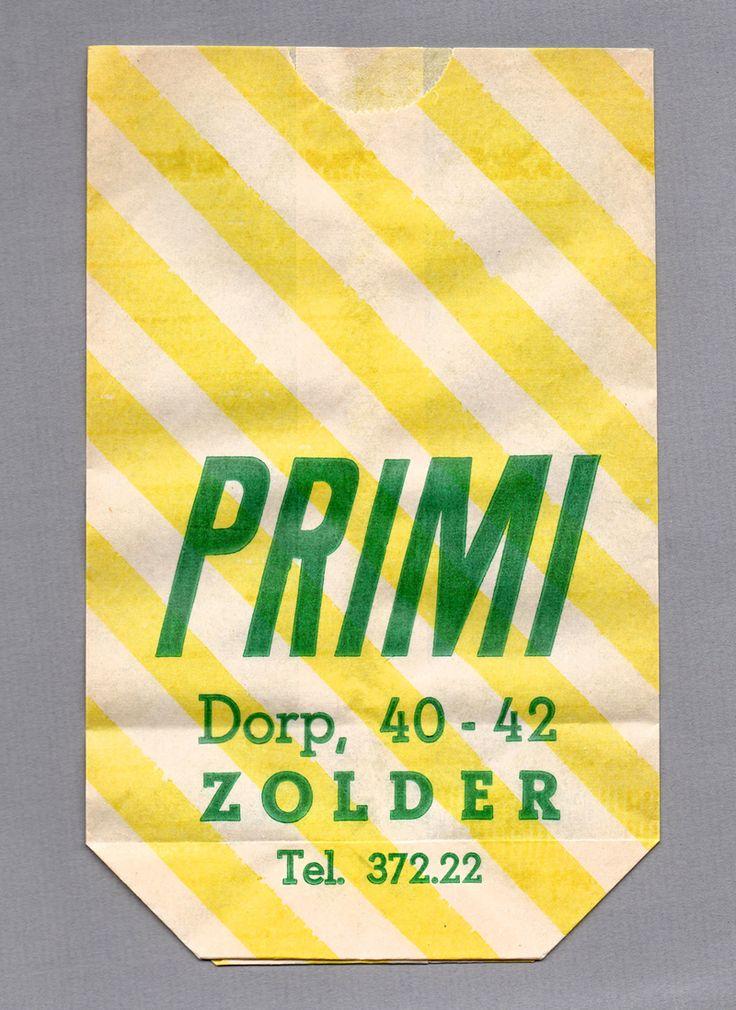Vintage Paper Bag