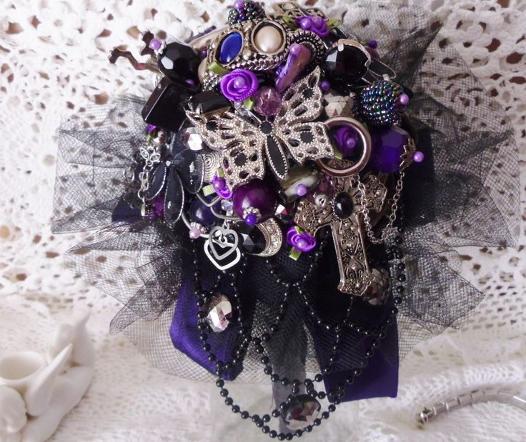 gothic wedding flowers 17 best images about steampunk bouquets on 4584