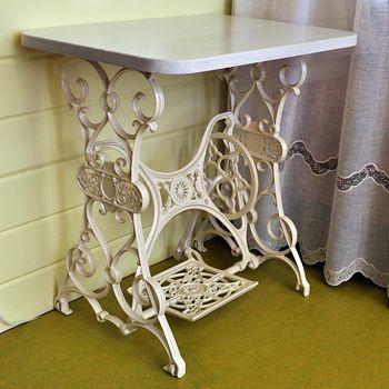 Столы и столики из швейных машинок