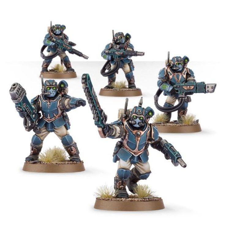 Start Collecting Militarum Tempestus Games Workshop