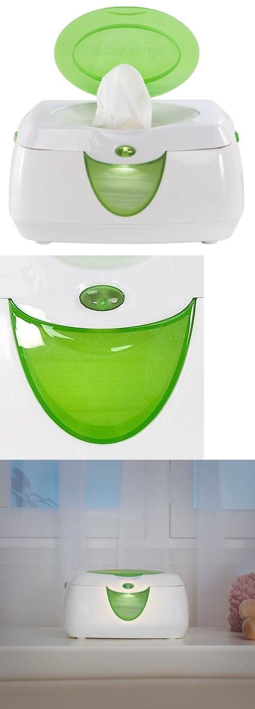 Baby Wipe Warmers 117017: Baby Wipe Warmer Munchkin Warm Glow Green Nursery Infant Diaper Station New -> BUY IT NOW ONLY: $38.07 on eBay!