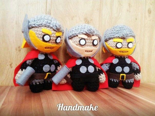 Thor action figure!  #handmake #handmade #crochet #thor #superhero #actionfigure #marvel #marvelcomics #marveluniverce #amigurumi #toy #souvenir #gift #etsy #etsyfind #игрушка #вязанаяигрушка #вязаниекрючком #амигуруми #подарок #ручнаяработа #сувенир #тор #супергерой #марвел #коллекционнаяфигурка