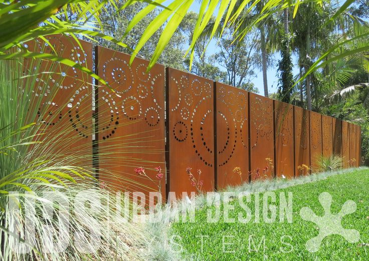 57 best images about laser cut concepts decorative for Decorative outdoor privacy walls
