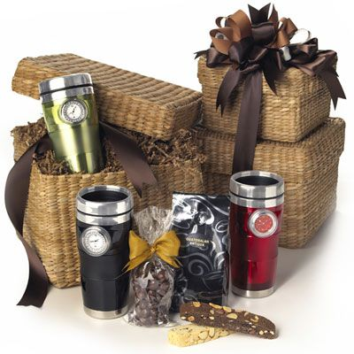 Baskets With An Attitude - Corporate Gift Baskets and Arrangements - Time for Coffee