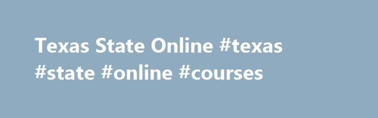 Texas State Online #texas #state #online #courses http://sweden.remmont.com/texas-state-online-texas-state-online-courses/  # COURSES This package is the best value and the most popular. It includes all of the courses required for a Texas real estate license and it includes a math review course and a State exam prep test. Texas Principles of Real Estate 1 (TREC #111) – Covers: Ownership, transfer, licensing, finance and fair housing. Texas Principles of Real Estate 2(TREC #112) – Covers…