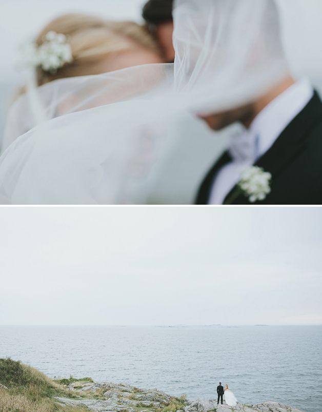 A beautiful Suomenlinna wedding: Marjaana & Jani   Real Finnish wedding on Best Day Ever