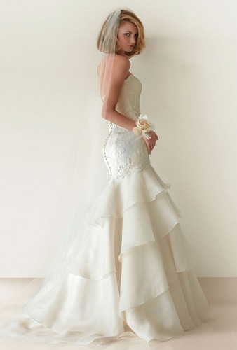 Melissa Sweet bridal gown collection at David's bridal