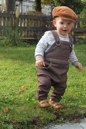Sewing Tutorials Baby - Ebook Baby Socks, sizes 56 to 104 - a design piece by FrleinFaden on DaWanda