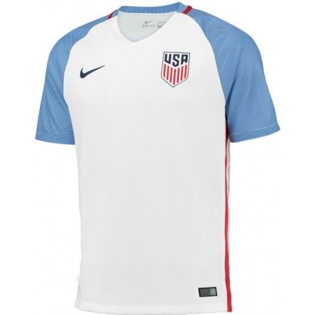 Maillot USA  2016/2017  Copa America Officiel  Domicile. Flocages Personnalisés Disponibles.