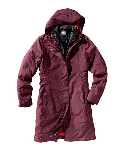 Tatonka outdoor clothing - perfect for bad weather!