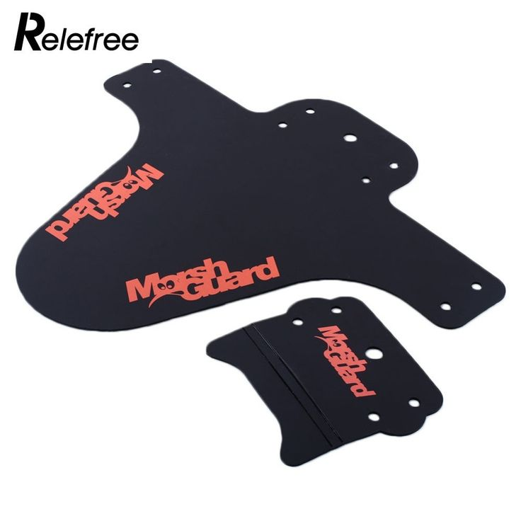 1X Bike Cycling Bicycle Black MTB Good Selling Fender Front Mudguard For Mountain Hot Sale Drop Shipping