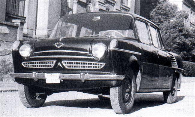 Legendárna Škoda 1000 MB oslavuje päťdesiatku - Fotogaléria - Auto - Pravda.sk