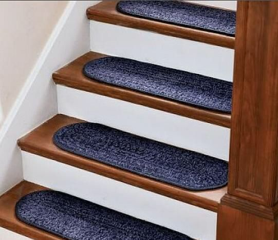 Carpet Stair Treads Provide The Needed Protection