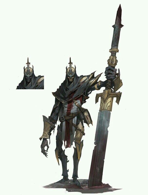 Death Dominion Warrior COL Concept, CHOICE