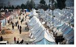 PBB: Jumlah pengungsi Suriah melebihi lima juta  SURIAH (Arrahmah.com)  Penghitungan pengungsi yang melarikan diri dari perang di Suriah sekarang melebihi lima juta ungkap PBB Kamis (30/3/2017).  Total pengungsi Suriah di luar negeri mencapai 46 juta pada akhir tahun 2015 dan meningkat menjadi 4.850.000 pada akhir tahun lalu menurut data sebagaimana dilansir WB.  Tiga bulan pertama 2017 melihat lebih dari 250.000 warga Suriah tambahan mendaftar sebagai pengungsi ungkap UNHCR di situsnya…