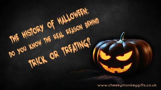 What about trick or treating? Why do we do that at #Halloween. Again, there is a historical reason for it.  http://amp.gs/BkjH