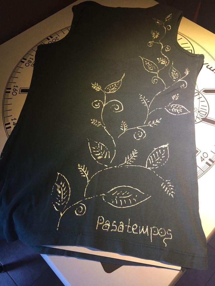 Collection pasatempos!!! Diy tshirt!!!! New hobby!!!