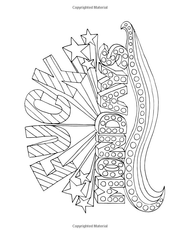 373 best swear coloring pages images on Pinterest