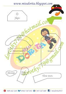 Miss Dorita: Tarjetitas Navideñas