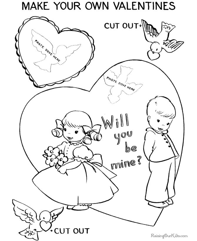 history of st valentine day worksheet