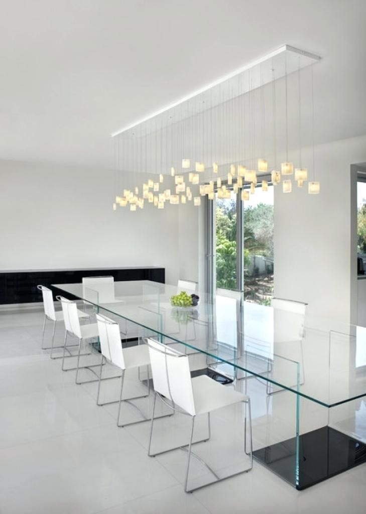 Contemporary Lighting Fixtures Dining