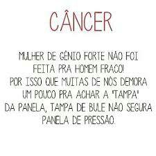 Mulher canceriana