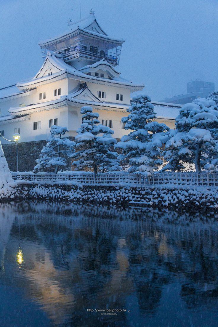 Fotografia Toyama Castle :: Toyama (富山) Japan de BG na 500px