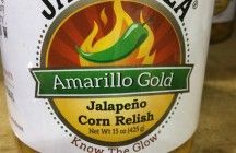 Read more on Corn Relish Dip With Amarillo Gold