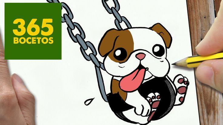 Qué graciosos son los perros
