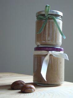 - VANIGLIA - storie di cucina: crema di castagne di Maria