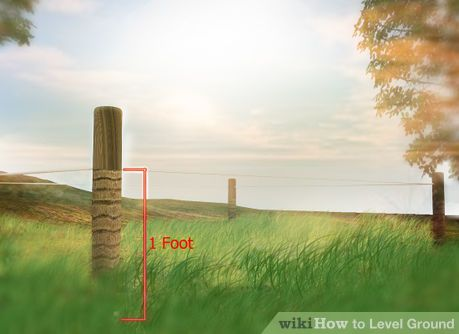 How To Level Ground: 14 Steps (with Pictures)   WikiHow
