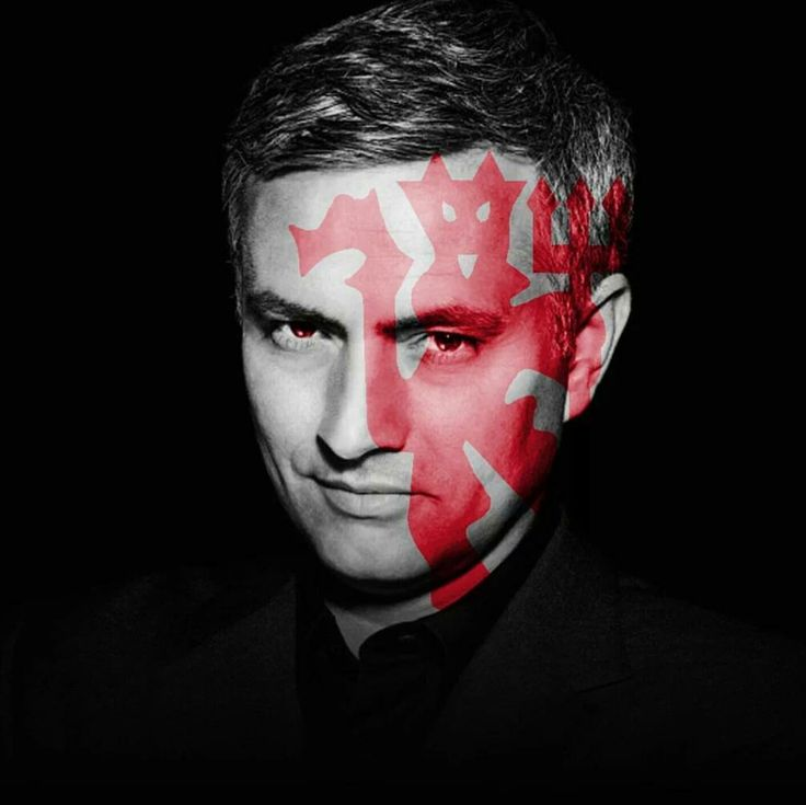 Mourinho Is Red!!