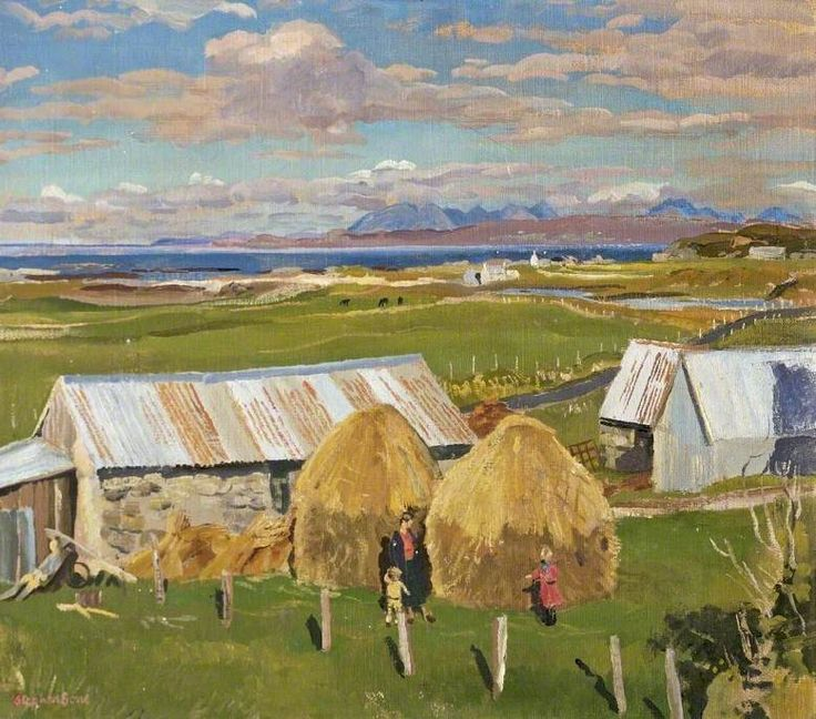 Arisaig, 1940s by Stephen Bone (1904–1958)