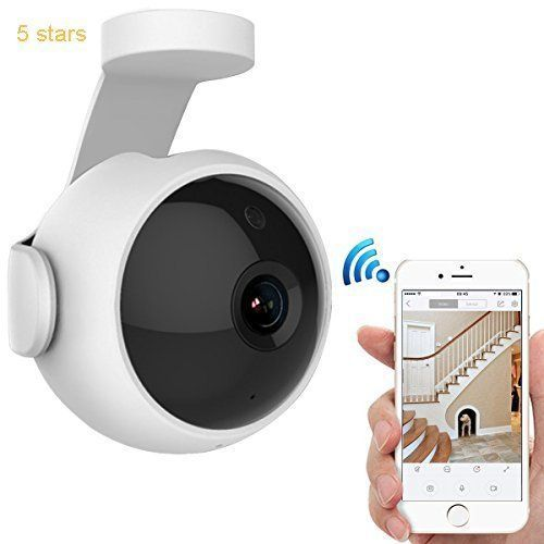 Wireless Security Camera NEXBANG NX1 720p HD Video WIFI Security Camera System With Night Vision for Smart Home Indoor