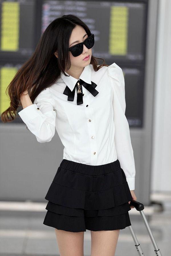 Moda japonesa _ Japanese fashion Coreana y Japonesa