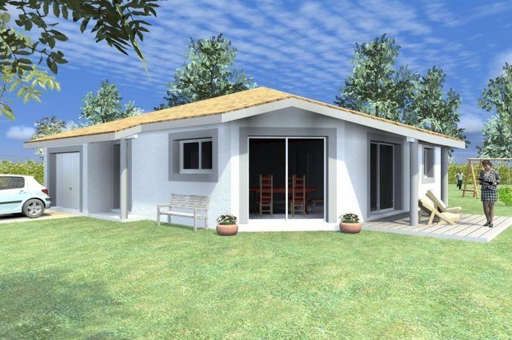 Maison  4 pièces + Terrain 524 m² Orthevielle par MAISONS CONFORECO - AGENCE PEYREHORADE