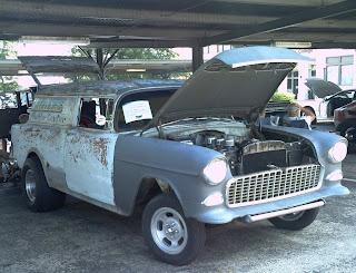 Rat Rod Inc.: 55 Gasser Wagon