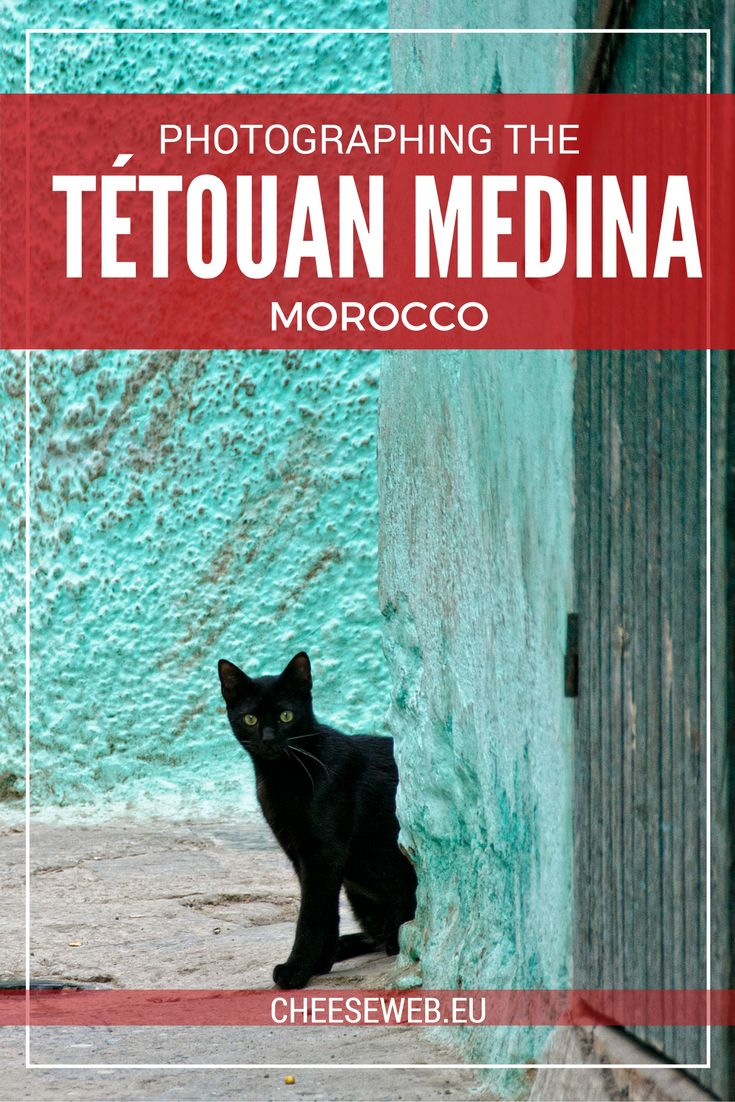 The UNESCO-listed Tétouan Medina, in Morocco, offers great photography opportunities. We share our favourite photos from the colourful old town.
