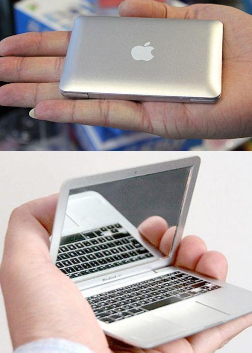 Macbook Air Pocket Mirror
