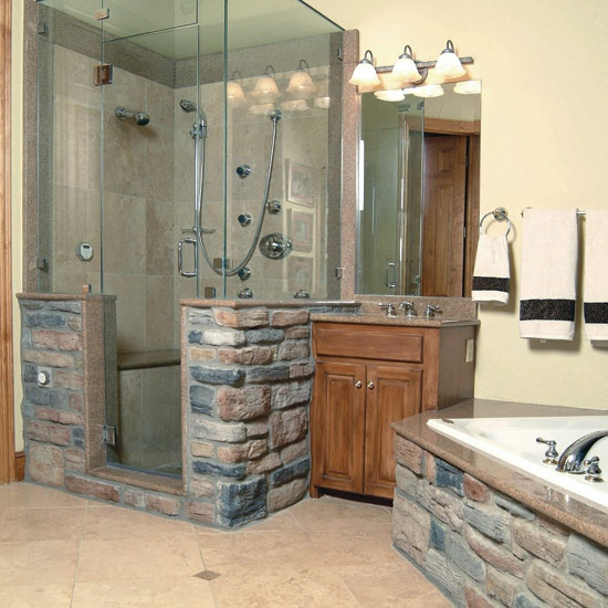 Check Out This Daltile Product: Windswept Edge Stone   In Mystic Silver  MS82. Bathroom Tile ...