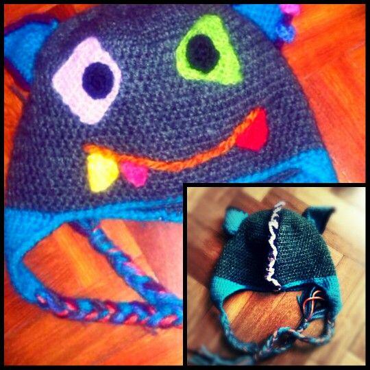 #Gorroconorejeras #Earflaphat #crochet #ganchillo
