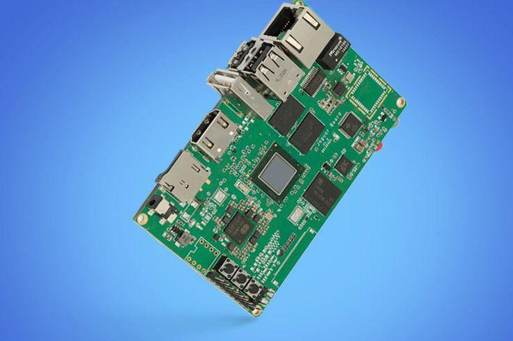 JaguarBoard is a $45 Intel-powered Raspberry Pi alternative