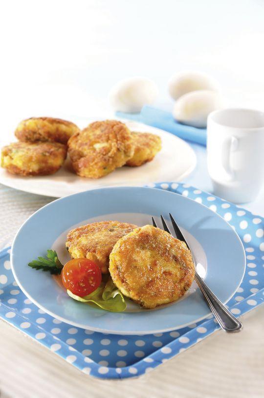 Kotleciki jajeczne