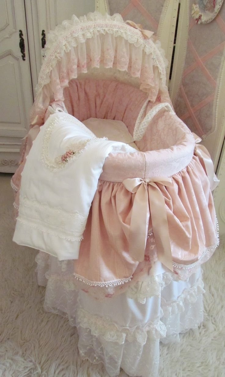 would love for my furture baby to have its own bassinet...especially one like this